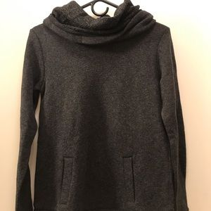 Charcoal Gray Sweatshirt